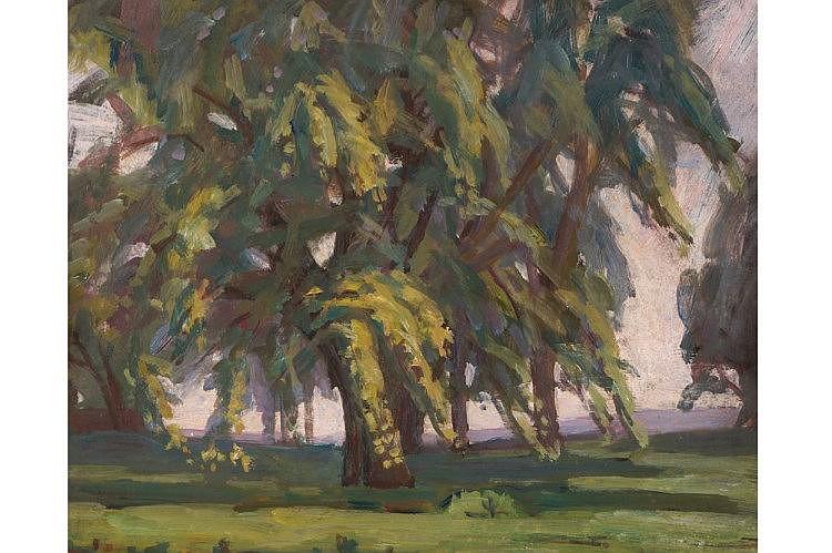John Brown, Exh.  1909 - 1935