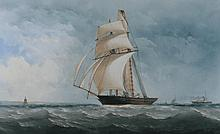 Charles Taylor, Jnr., 1843-1866