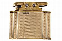 9 CT. GOLD CASED CIGARETTE LIGHTER