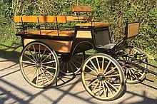 HORSE DRWAN CARRIAGE