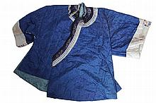 CHINESE QING PERIOD COURT CEREMONIAL SILK TUNIC