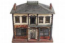 LATE NINETEENTH-CENTURY DOLL'S HOUSE