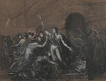 Anne-Louis Girodet de Roussy-Trioson, (1767-1824)