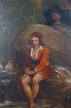 THOMAS FISHER UNWINS, RA, 1782 - 1857