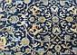 Early twentieth-century north Indian silk rug