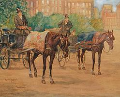 Dirk Johannes Van Harron, 1878-1953