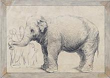 CAPTAIN WILLIAM BAILLIE (IRISH, 1723-1810)