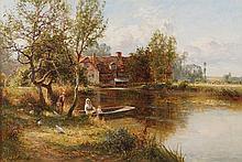 ERNEST WALBOURN (ENGLISH, 1872-1927)