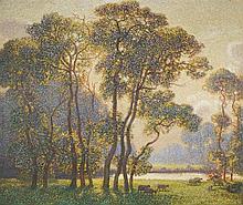 CLAUDE FRANCIS BARRY, RBA (ENGLISH, 1883-1970)