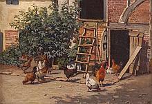 AUGUSTUS NICHOLAS BURKE, RHA (IRISH, 1838-1891)