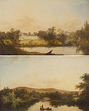 ATTRIBUTED TO JAMES COY (IRISH, FL. 1769-1780)  IRISH SCHOOL, LATE EIGHTEENTH-CENTURY