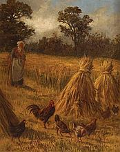ALFRED GREY, RHA (IRISH, 1845-1926)