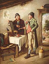 CHARLES HUNT (BRITISH, 1803-1877)