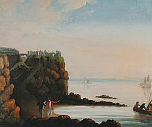 Caroline, Lady Carlow, 1750 - 1813 Dunluce Castle,