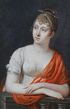 Jean Pierre Thiboust, 1763 - 1824 Portrait of a