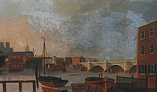 Daniel Turner, 1782 - 1817 The Thames at
