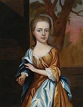 Follower of Charles Jervas, 1675 - 1739 Portrait