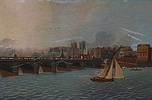 Daniel Turner, 1782 - 1817 A view of Westminster