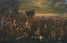 Follower of Jean Baptiste Van Mour, 1671 - 1737 A