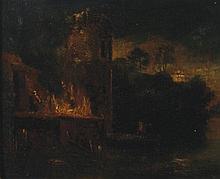 Follower of Aert van der Neer, 1603 - 1677 Dutch