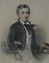 David Mordaunt Nineteenth-century, Portrait of