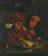 After Marinus Van Reymerswaele Nineteenth-century,