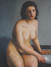 André Derain, 1880 - 1954 Le Modèle, Oil on canvas