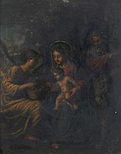 Follower of Francesco Albani, 1578 - 1660 The Rest