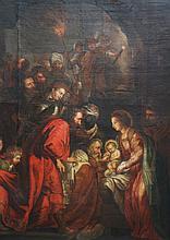 Flemish School, seventeenth-century Follower of