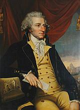 Attributed to Hugh Douglas Hamilton, 1740 - 1808
