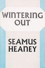 Seamus HEANEY Wintering Out London: Faber and