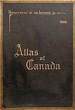 James WHITE Atlas of Canada Toronto: The Toronto