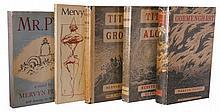 Mervyn PEAKE The Gormenghast Trilogy: Titus Groan