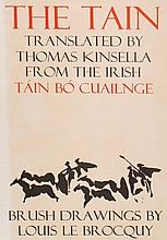 Thomas KINSELLA The Tain Illustrated by Louis le