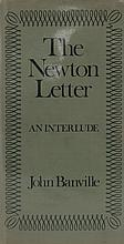 John BANVILLE The Newton Letter Signed by