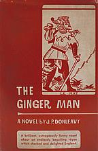 J. P. DONLEAVY The Ginger Man Signed by the author