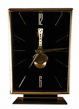 German 8 day desk clock, circa 1965