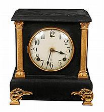 Gilbert 8 day mantle clock circa 1880