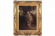 Jacobus Franciscus Brugman, (Dutch, 1830-1898)