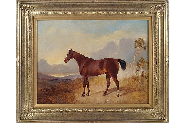 GEORGE JACKSON, CIRCA 1870
