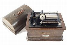 TWENTIETH-CENTURY PHONOGRAPH