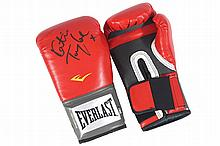 KATIE TAYLOR'S BOXING GLOVES