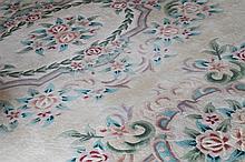 LARGE CHINESE CARPET