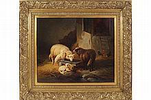 EUGÈNE JOSEPH VERBOECKHOVEN (BELGIAN, 1799-1881)