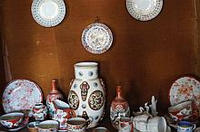 LOT OF 27 PIECES OF CHINA
