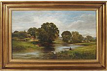 DAVID PAYNE (ENGLISH, ACT. 1882-1891)