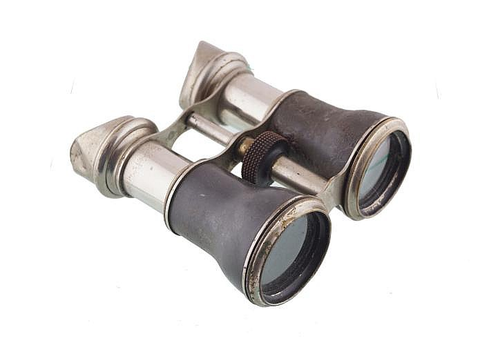 PATRICK AND WILLIE PEARSES GALILEO FIELD GLASSES