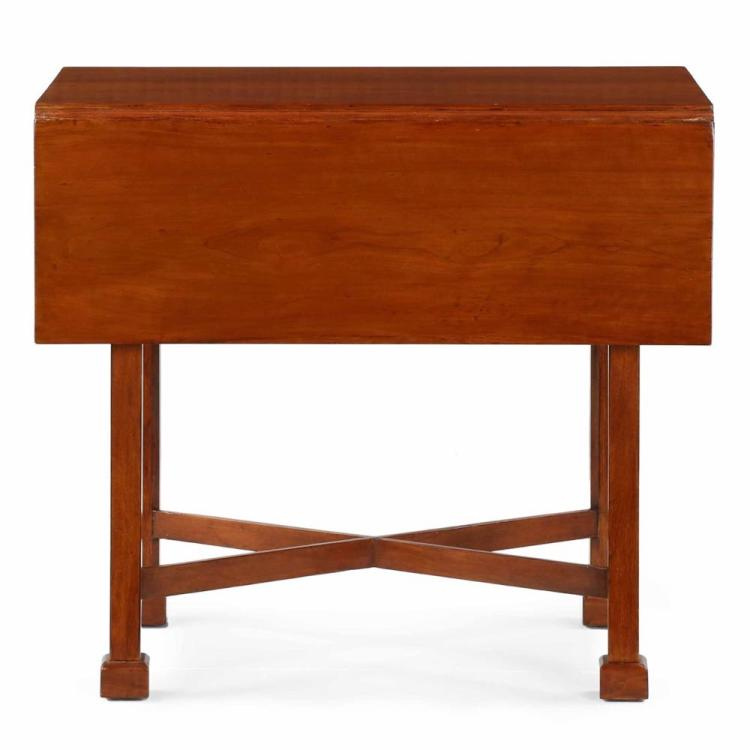 American Chippendale Cherry Pembroke Table, Pennsylvania c. 1780