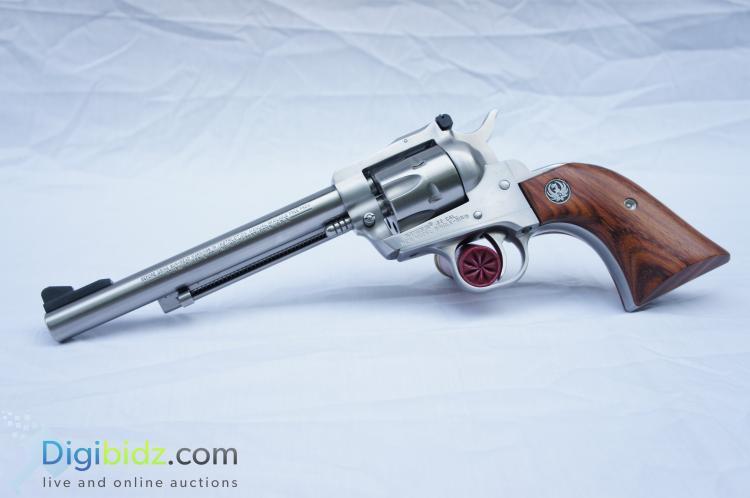 Ruger Single Six Revolver .22LR Hand Gun