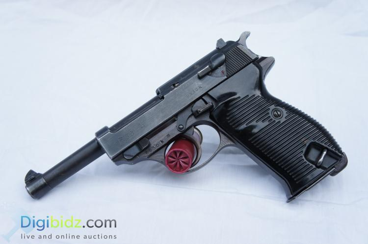 Walther P38 8 Round 9mm Automatic Pistol